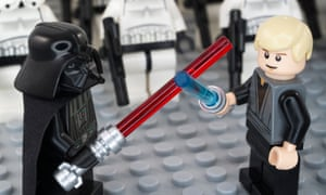 Brand wars: a clever campaign helped Lego rebuild its image.