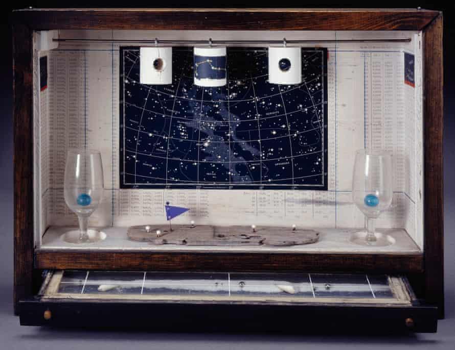 <em>Untitled (Celestial Navigation)</em>, <strong>1956-58</strong>.