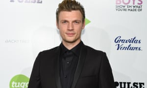 Nick Carter will write and star in a post-apocalyptic drama set to star members of the Backstreet Boys and 'Nsync.