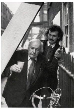 Dan Cruickshank and John Betjeman fought the redevelopment of Norton Folgate in the 1970s