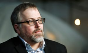 Jeff Vandermeer … 'The boundary between fact and fiction is particularly porous when we're talking about extraterrestrial life.'