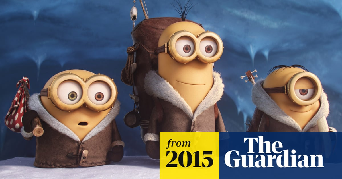 67a22babd2b Minions creator  they re all male because they re  dumb and stupid ...