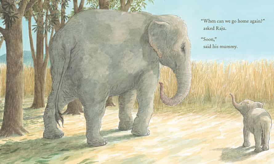 Soon by Timothy Knapman, illustrated by Patrick Benson