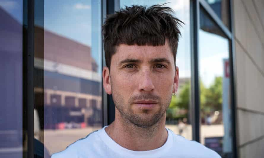 Shaun Barker's life was turned upside-down after a collision with the Derby County goalkeeper Frankie Fielding in a match in March 2012.