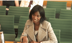 Ofcom's Sharon White was questioned by the culture select committee about BBC governance