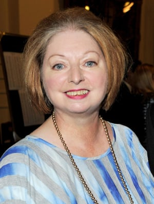 Novelist Hilary Mantel, whose radical change of style mid-career has been an inspiration to Yanagihara.