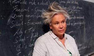 Emma Rice, the next artistic director of Shakespeare's Globe.