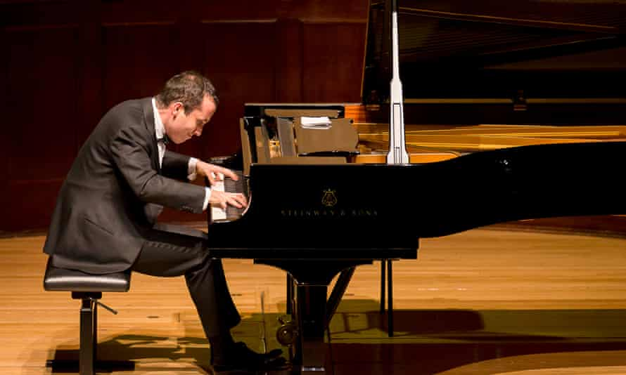 Variations on an ending … Igor Levit plays to Wigmore Hall.