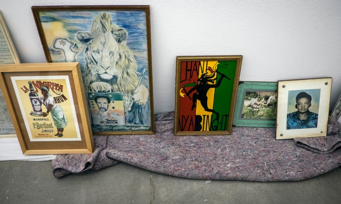 Playing house: why Vanley Burke moved his entire flat into a gallery