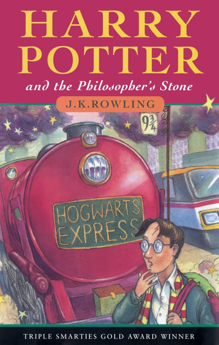 Harry Potter And The Philosopher S Stone By J K Rowling Review