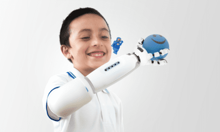 Lego is just the beginning … Torres imagines prosthetic partnerships with Mattel and Nintendo.