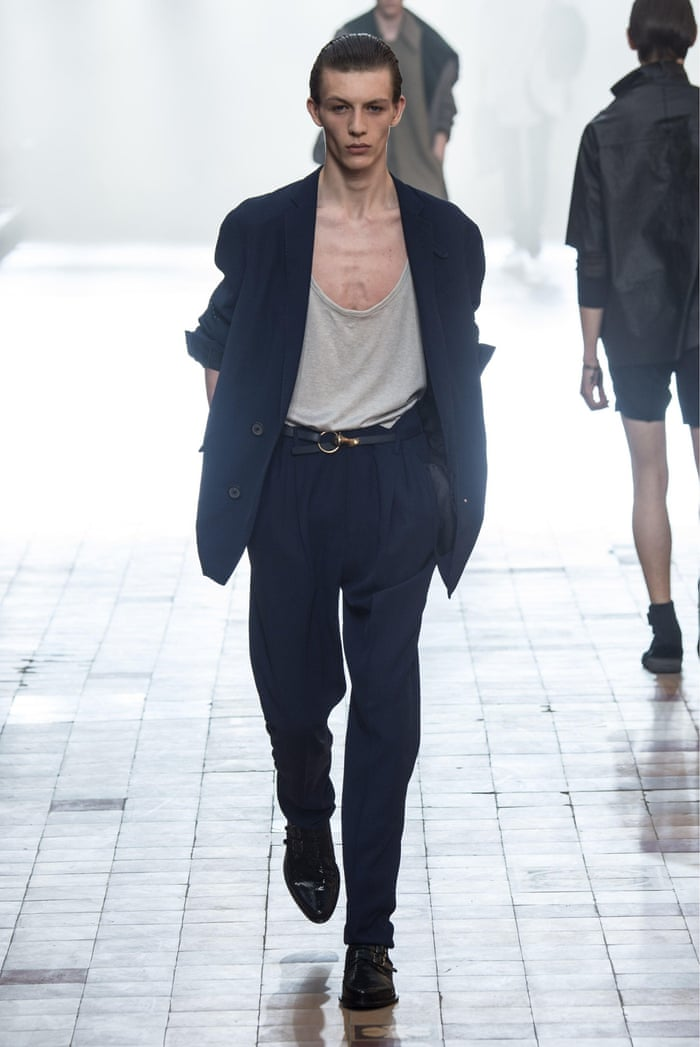 eaaf591e Vests: the trickiest items in a man's wardrobe? | Fashion | The Guardian