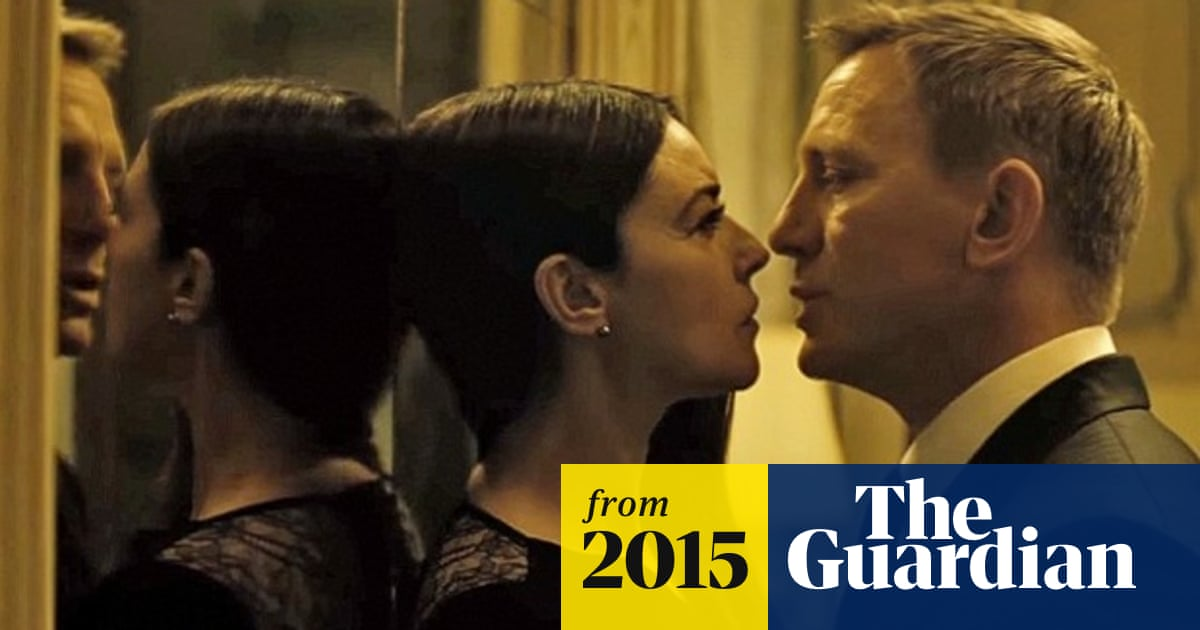 Spectre Trailer Watch The First Full Length Trailer For The