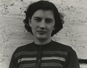 Paul Strand (1890-1976) Peggy MacDonald, South Uist, Hebrides, 1954 Photograph (gelatine silver print): 11.4 x 14.6 cm Scottish National Portrait Gallery © Aperture Foundation Inc., Paul Strand Archive.
