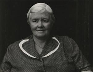 Paul Strand (1890-1976) Mrs. Archie MacDonald, South Uist, Hebrides, 1954 Photograph (gelatine silver print): 11.4 x 14.6 cm Scottish National Portrait Gallery © Aperture Foundation Inc., Paul Strand Archive.