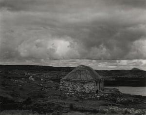 Paul Strand (1890-1976) Croft, Loch Carnan, South Uist, Hebrides, 1954. Photograph (gelatine silver print): 11.4 x 14.6 cm Scottish National Portrait Gallery © Aperture Foundation Inc., Paul Strand Archive.