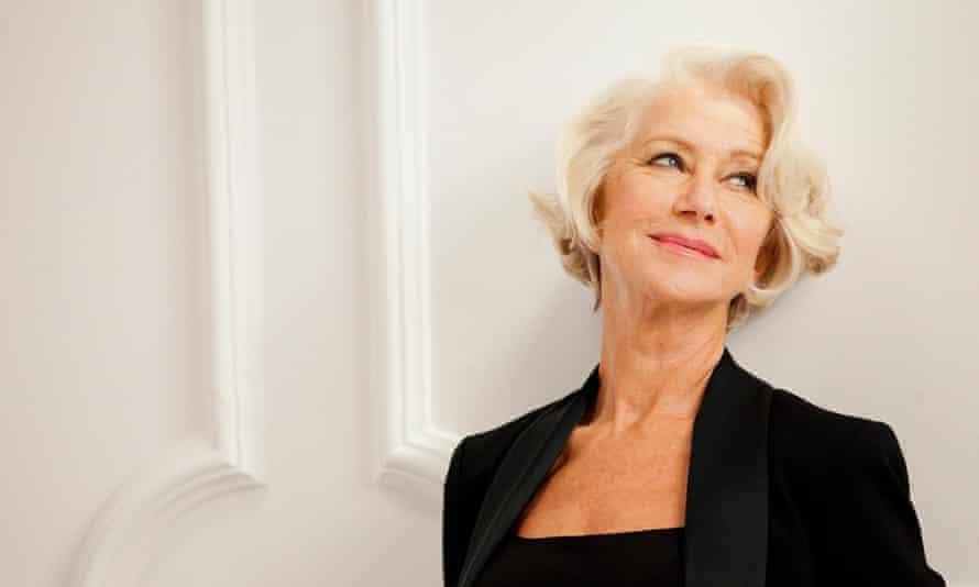 Helen Mirren for L'Oréal Paris Age Perfect