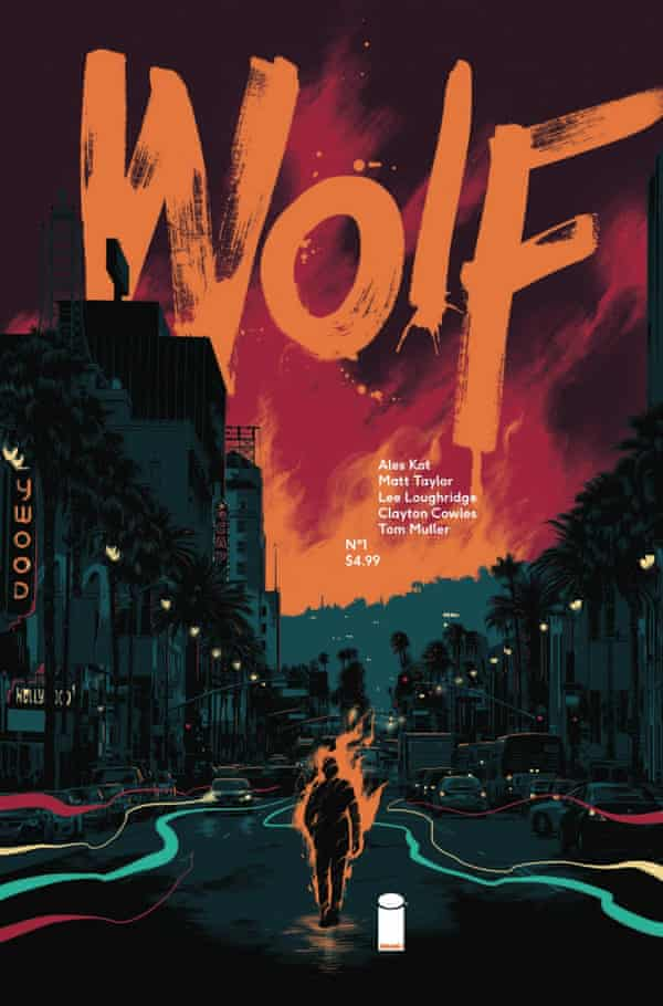 Wolf issue number 1.
