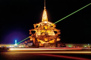The Temple of Joy, 2002. Artists David Best and the Temple Crew.