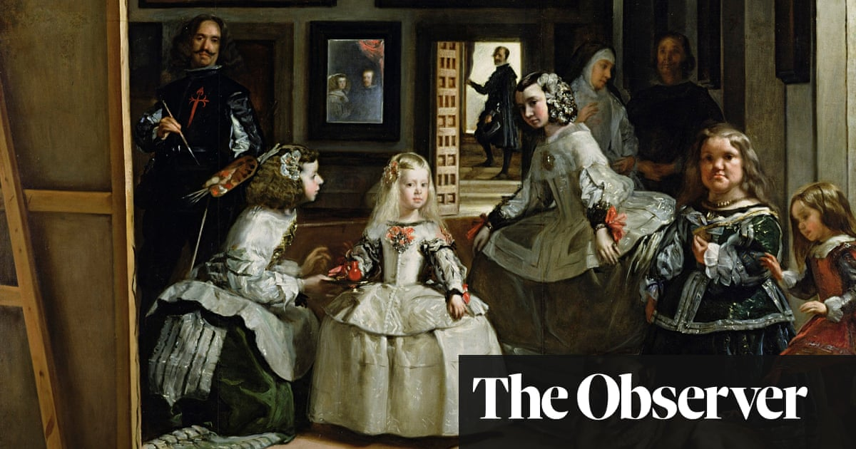 f2d5bcb899c Velázquez's Las Meninas: much more than meets the eye | Art and ...