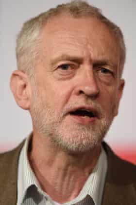 Labour leadership candidate Jeremy Corbyn.