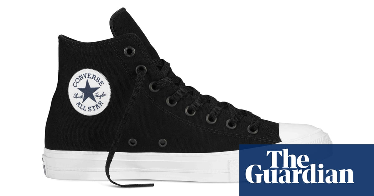 bfb5d809d73 The Converse All Star has been rebooted – not that you d know it ...