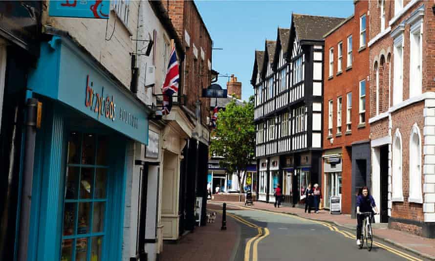 Nantwich, Cheshire