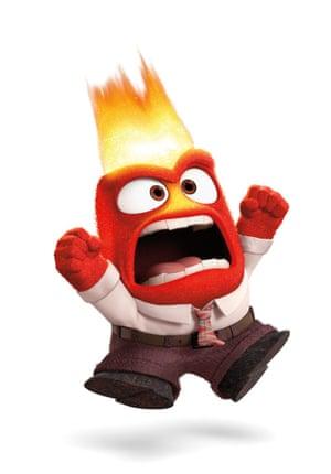 Resultado de imagen para anger inside out