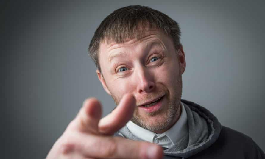 "Great Scot: Brian ""Limmy"" Limond in Funny Valentine."