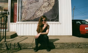 Maximum R&B: Canadian singer Jessy Lanza.