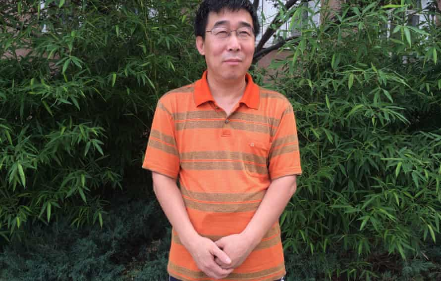 Pastor Xu Yonghai