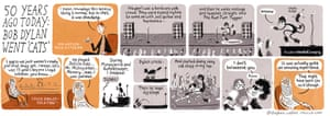 Stephen Collins on Dylan