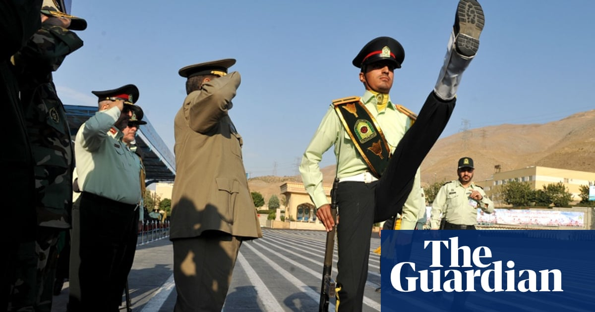 12e9051a0d357 How I learned to stop worrying and love the Iranian army | World ...