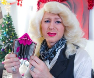 Life of Brian: Limond as Jacqueline McCafferty in Limmy's Show.