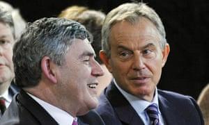 Blair blasts Brown