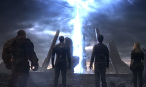 Fantastic Four.