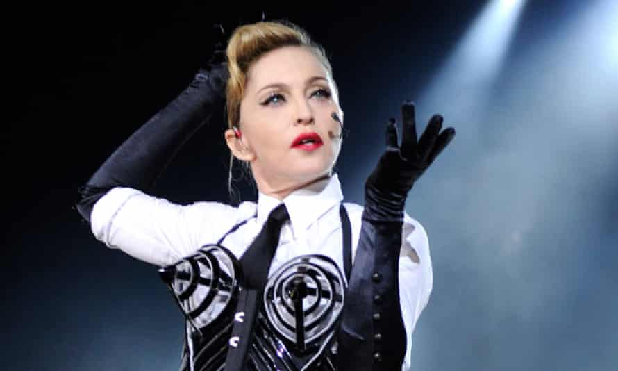 Striking a power pose like Madonna could boost your confidence in a job interview.