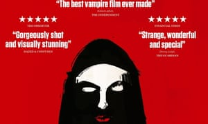 A Girl Walks Home Alone At Night.