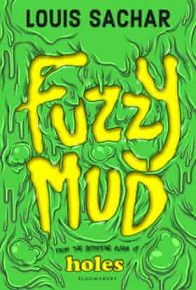 Fuzzy Mud by Louis Sachar, cover