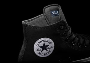 Converse Chuck Taylor Shoe.