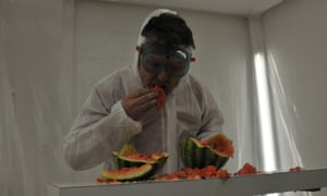 Twisting their melons: fruit-based fun in Dave show Taskmaster.