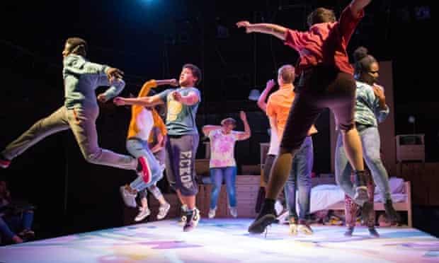 Islington Community Theatre's Brainstorm.