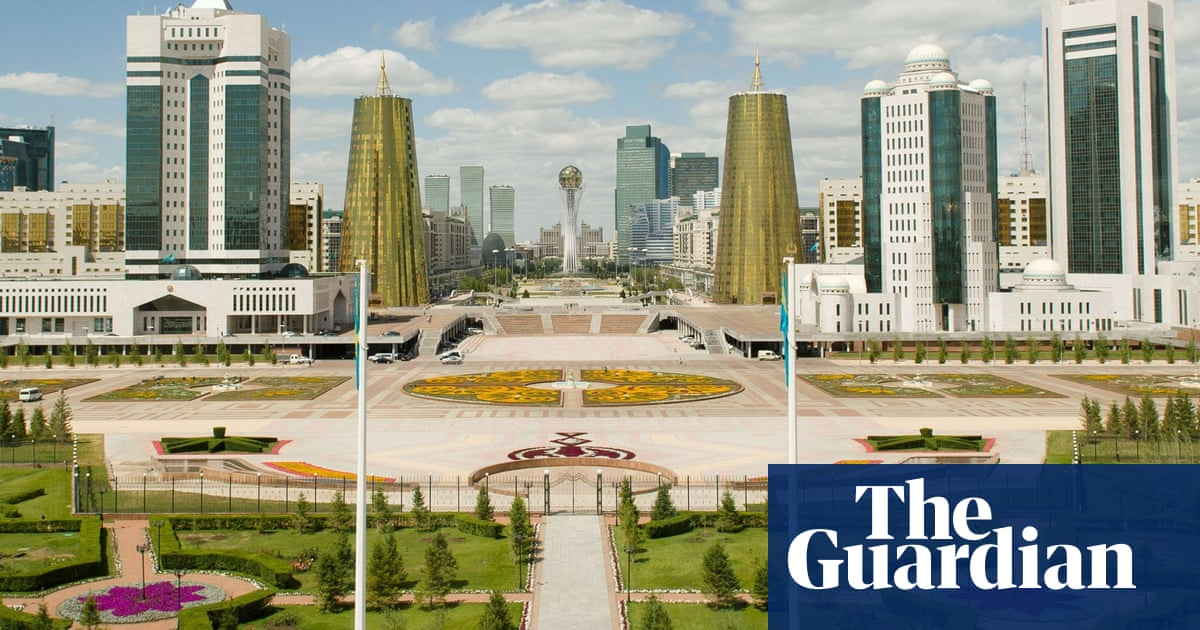Welcome to Astana, Kazakhstan: one of the strangest capital cities ...