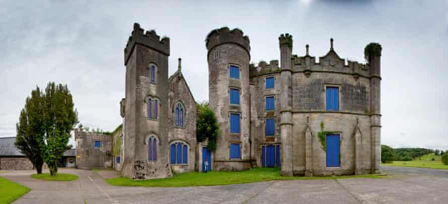 Necarne Castle, the venue for <em>Phaedra</em>.