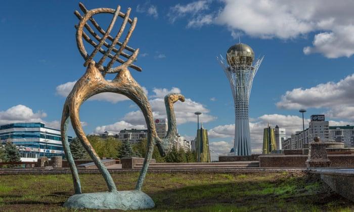 Welcome to Astana, Kazakhstan: one of the strangest capital