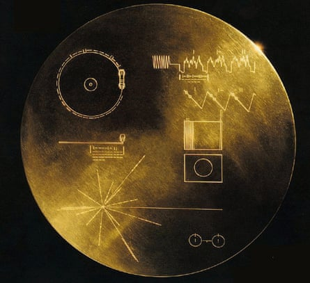 Voyager Golden Record.
