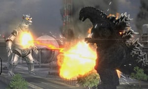 Godzilla - The Game: 'core gameplay is dreadful'.