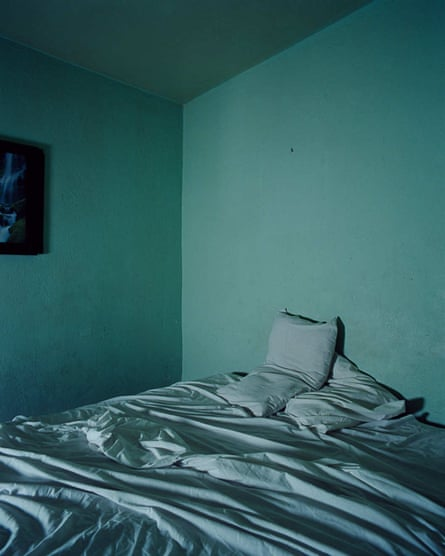 Todd Hido: 3878, from Interiors/Motels (2005).