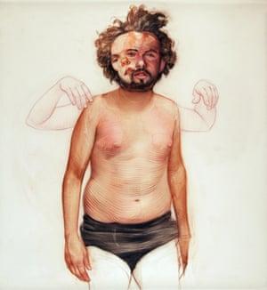 Vestigial Velasquez (2010) by Geoffrey Chadsey.