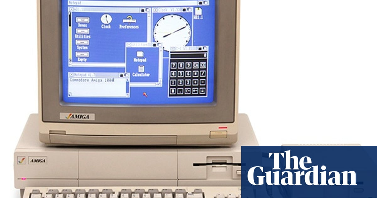 Commodore Amiga at 30 – the computer that made the UK games